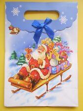 boite cadeau cartonnée sac sachet fantaisie avec velcro 24x32x12 cadeaux noel p