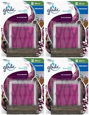 Glade Discreet Decor (4 Pack) Blackberry
