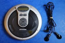 WALKMAN CD - GRANDIN BCD 195 / CD - CDW COMPATIBLE - BASS BOOST