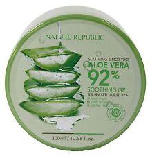A Must Buy Skin Soothing Moisture Aloe Vera 92% Natural Gel Expires Jan. 06 2019