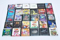 Lot set 30 Sony PlayStation 1 Game Software All No-Ploblem Condition with Manual