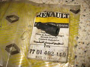 GENUINE RADIATOR PURGE NOZZLE - 7700652583 - FITS: RENAULT 18 & FUEGO (1978-86)