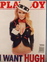 Playboy November 2012 | Britany Nola Shera Bechard   #619