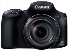 NEW Canon PowerShot SX60 HS Black Digital Camera 16.8MP Wi-Fi from Japan