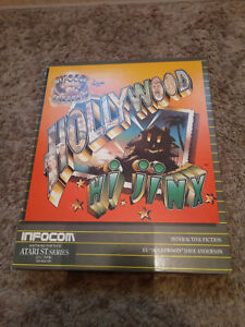HOLLYWOOD HIJINX by INFOCOM for the ATARI ST