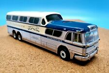 Classic Metal Works 1:87 GMC PD-4501 Scenicruiser Bus St Louis MINT