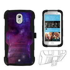 Beyond Cell Shell Case Armor Kombo For HTC Desire 526 Galaxy Stars Galaxy Stars