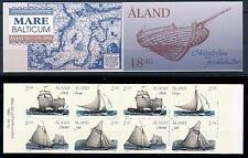 [58617] Aland 1995 Sailing ships Booklet MNH