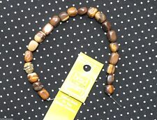 Bead Gallery Semi Precious Stone Beads Zebra Jade 10 mm nuggets