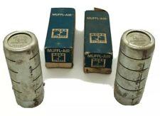 2 Stück Muffl Air Schalldämpfer D5500A4001