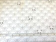 Hidden Panda by Art Gallery Fabric - Half Metre 100% cotton fabric - 50 x110 cms