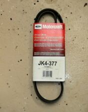 OEM 2007 to 2012  Lincoln MKZ Accessory Ribbed Belt  JK4-377  7T4Z-8620A