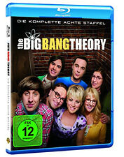 DVD- & Blu-ray Filme & Entertainment als 8 The Big Bang Theory Staffel