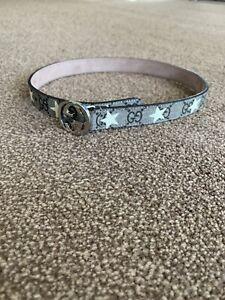 Genuine childrens gucci belt