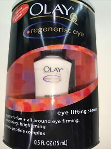 OLAY REGENERIST EYE. Eye Lifting Serum 0.5 FL OZ ( 15 ml ) New.  OLD STOCK
