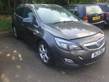 2011 VAUXHALL ASTRA SRI CDTI ESTATE ESTATE DIESEL LOW MILES SPARES OR REPAIR