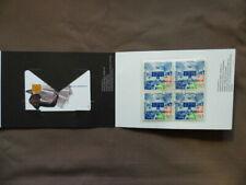 CKD 004.01 MINT Ongebruikt in Folder Nederland  -  KPN naar de Beurs (wit)
