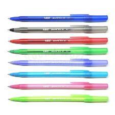8pcs BIC Round Stic EZ 8-Colour Ballpen Fashion Color Ball Pen in Bulk Pack