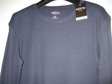 IDENTIC Herren Shirt Gr.L, Dunkelblau,100%Baumwolle, neu mit Etikett,Langarm