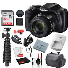 Canon PowerShot SX540 HS Digital Camera (1067C001) with Accessory Bundle