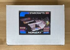 Star Trek: Norway Class 1400 Scale Model Kit by Starcrafts Sealed/Unopened
