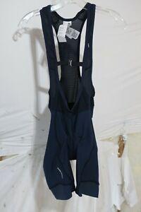 Louis Garneau Women's Fit Sensor Texture Bib Shorts Medium Dark Night