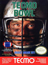 Tecmo Bowl NINTENDO NES Video Game