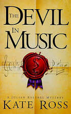 The Devil in Music (A Julian Kestrel mystery), Ross, Kate, Used; Acceptable Book