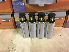 4 x FUEL CELLS FOR PASLODE IM65/IM250 2ND FIX GAS NAILERS