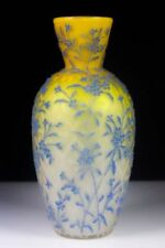 Britain Art Glassware Vase Glass