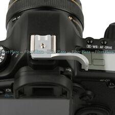 Thumb Up Grip Silver for Fujifilm X100 X100S X-E1 X20 X-pro1 Pentax Q Q7 Q10 K10