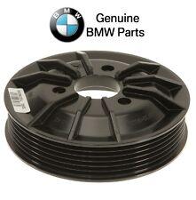 NEW BMW E28 E60 E83 E90 Power Steering Pump Pulley 116 mm Diameter Genuine