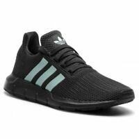 SCARPE ADIDAS ORIGINALS UOMO SWIFT RUN D96644 BLU GRIG NUOVE ORIGINALI SNEAKERS