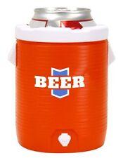 Beer and Football Koozie Drink Cooler Novelty/Gag Gift Stocking Stuffer