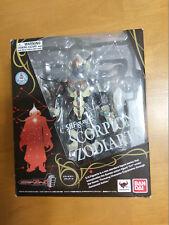 SH Figuarts Scorpion Zodiarts (Kamen Masked Rider Fourze) (US Seller)