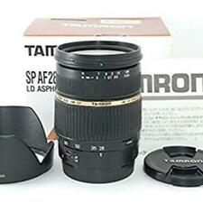 TAMRON Zoom Lens AF2875mm F2.8 XR Di for Canon