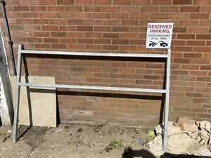 """Ifor Williams trailer ladder rack For 5ft6"""" Wide Trailers Lm125 Lm105 Ect"""