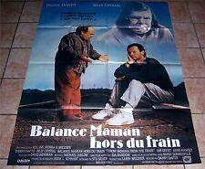 Affiche - BALANCE MAMAN HORS DU TRAIN