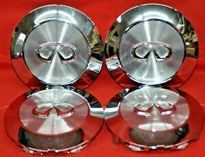 "Set of 4 OEM 2004 - 2007 Infiniti QX56 18"" Wheel Center Caps Hubcaps 40315-7S510"