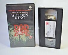 The Dead Zone UK PAL VHS Cassette Movie Film Video Tape 1991 Stephen King