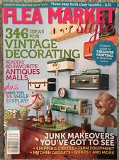 Flea Market Junk Makeovers You've Got To See Issue 175 2015 FREE SHIPPING