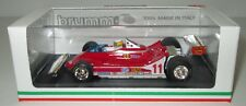 F1 1/43 FERRARI 312T4 SCHECKTER ITALIAN GP 1979 WORLD CHAMPION BRUMM R511-CH