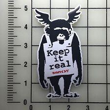"Banksy Chimp 5"" Tall VInyl Decal Sticker - BOGO"