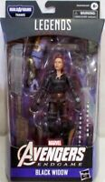 HASBRO THANOS AVENGERS / ENDGAME BLACK WIDOW