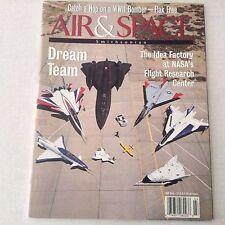 Air & Space Magazine Idea Factory At NASA NO ML March 1998 062217nonrh