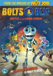 BOLTS AND BLIP BATTLE OF THE LUNAR LEAGUE (DVD) Brand New Sealed kids dvd