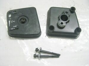 Craftsman 358795791 Hedge Trimmer Air Box Assembly Part 530055680, 530055679