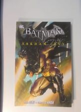 DC cómic Batman Arkham City Panini Soft Cover embolsado & geboardet