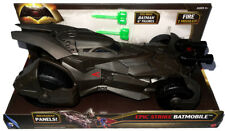 Batman Vs Superman Epic Strike Batmobile Toy Vehicle MIB With Launching Missiles