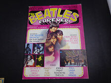 *   BEATLES FOR EVER  LIVERPOOL TO LEGEND MAGAZINE
